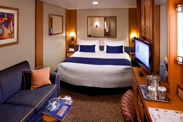 Radiance of the Seas inside cabin