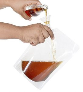 Flexible Flask